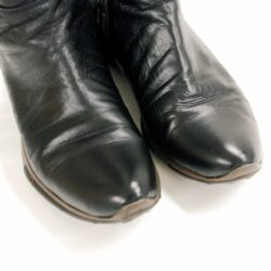 革靴のリペア